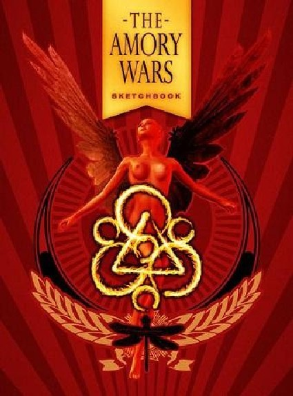 COHEED AND CAMBRIA'S THE AMORY WARS PAPERBACK GRAPHIC NOVEL