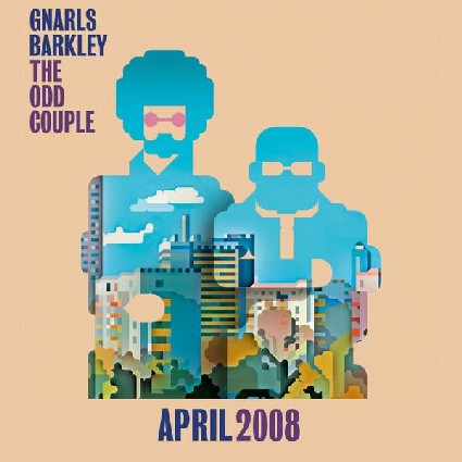 Gnarls Barkley Released The Odd Couple Today