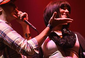 Cobra Starship with Katy Perry