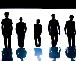 Radiohead (Photo by Kevin Westenberg)