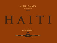 Haiti CD Liner notes cover small
