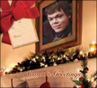 Justin Hines Holiday CD