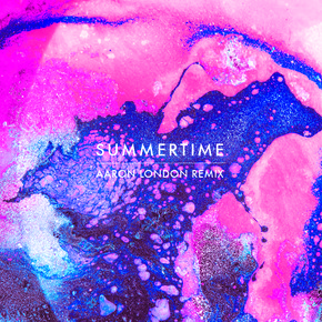 Aaron London -Summertime Artwork_phixr