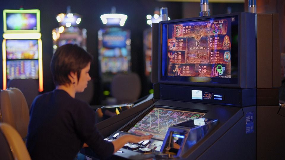 Slot Machine Odds Cruise Ships - Funpark Via Norte Slot Machine